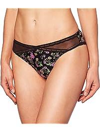 Maidenform Women's Comfort Devotion Lace Back Tanga Panty