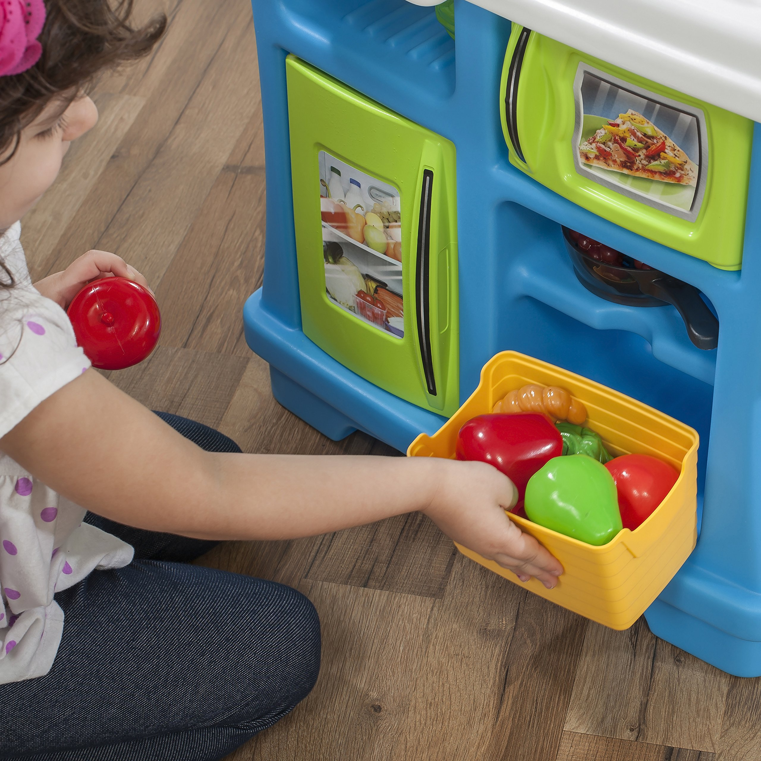 Step2 Little Cooks Kitchen Playset by Step2 (Image #4)