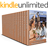 Mail Order Bride: Brides of the Frontier: 18 Book Box Set
