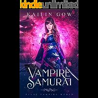 Vampire Samurai: A RH Paranormal College Romance (PULSE Vampires World Book 1)