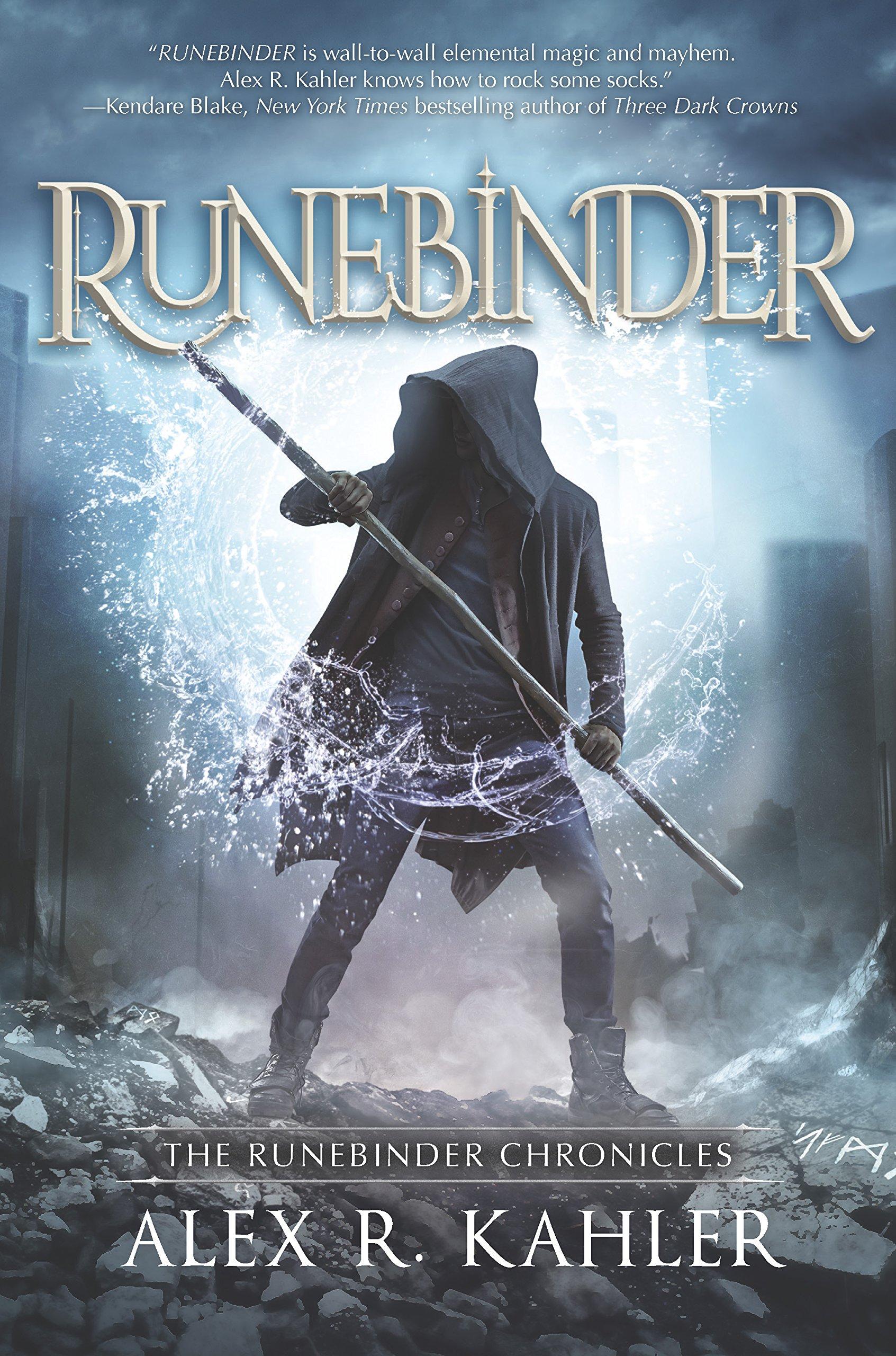 Read Online Runebinder (The Runebinder Chronicles) pdf epub