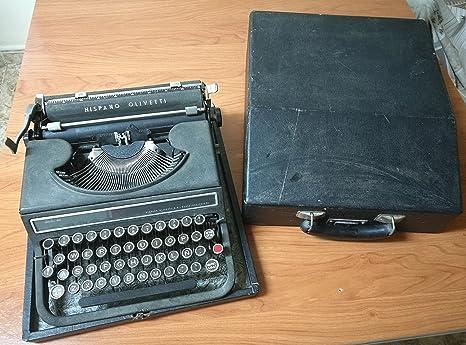 Maquinas de escribir olivetti nuevas