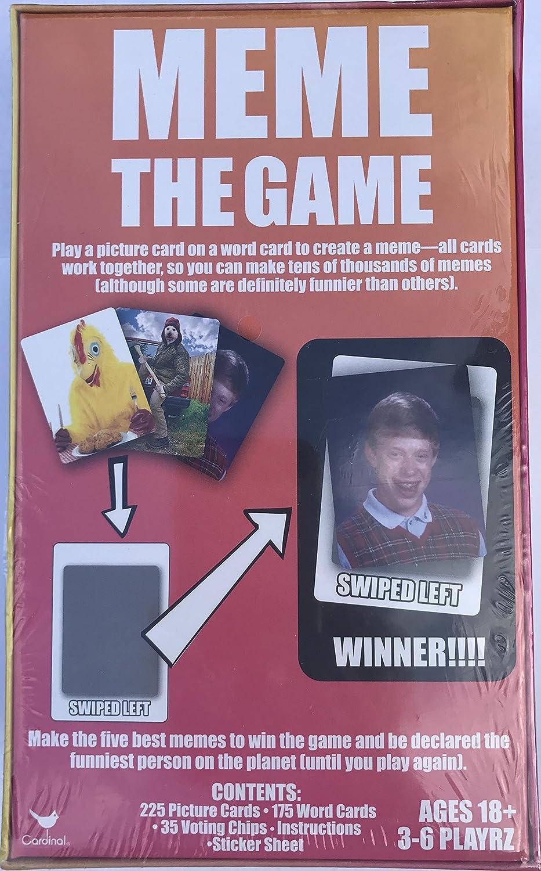 9185S6Sb8zL._SL1500_ amazon com meme the game toys & games