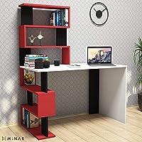 Bravo Snap Maxi Studying Desk, White - 148 cm x 120 cm x 60 cm 8681285916440