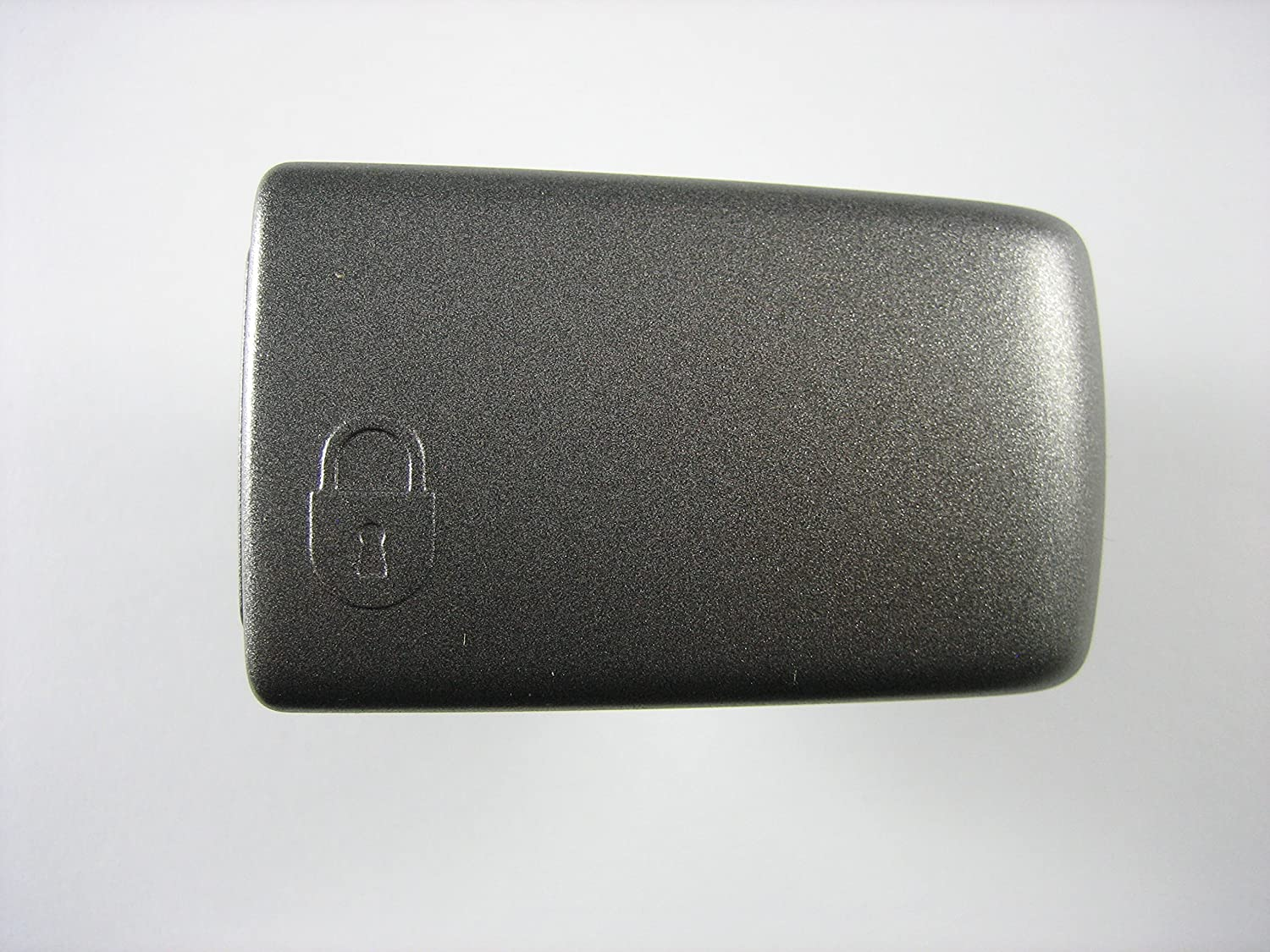 Genuine Land Rover Left Front Door Handle Cap in Tungsten Gray