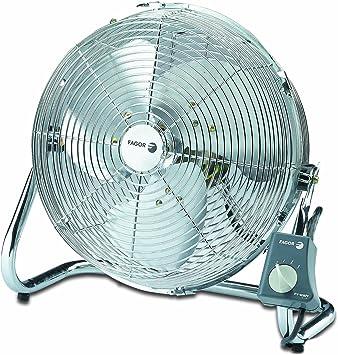 Fagor - Ventilador Circulador Suelo Vi12N, 60W. 3 Veloc, 35Cm ...