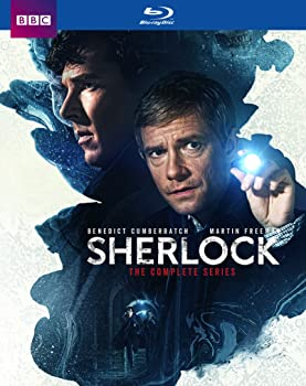 Sherlock: The Complete Series (Seasons 1-4) & Abominable Bride [Blu-ray]