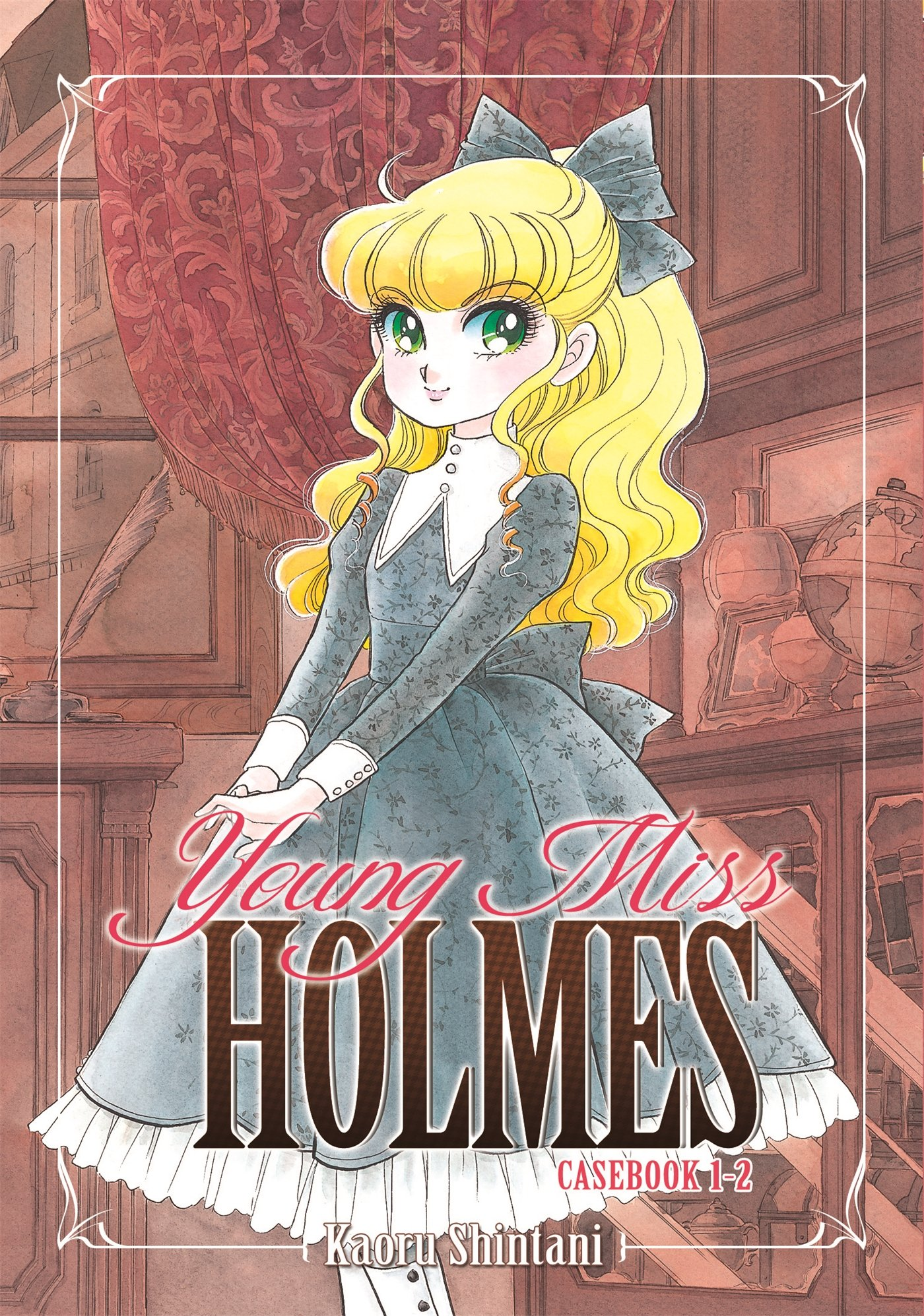 Download Young Miss Holmes Casebook 1-2 pdf