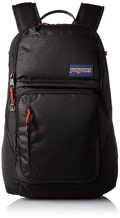 495d4e9a3 JanSport Broadband Laptop Backpack (Black) - Buy JanSport Broadband Laptop  Backpack (Black) Online at Low Price in India - Amazon.in