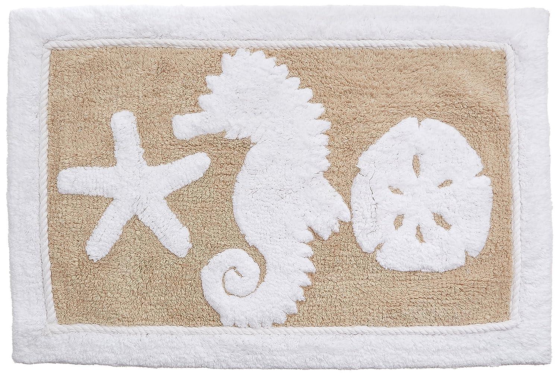 Avanti Linens Sea and Sand Bath Rug, 20