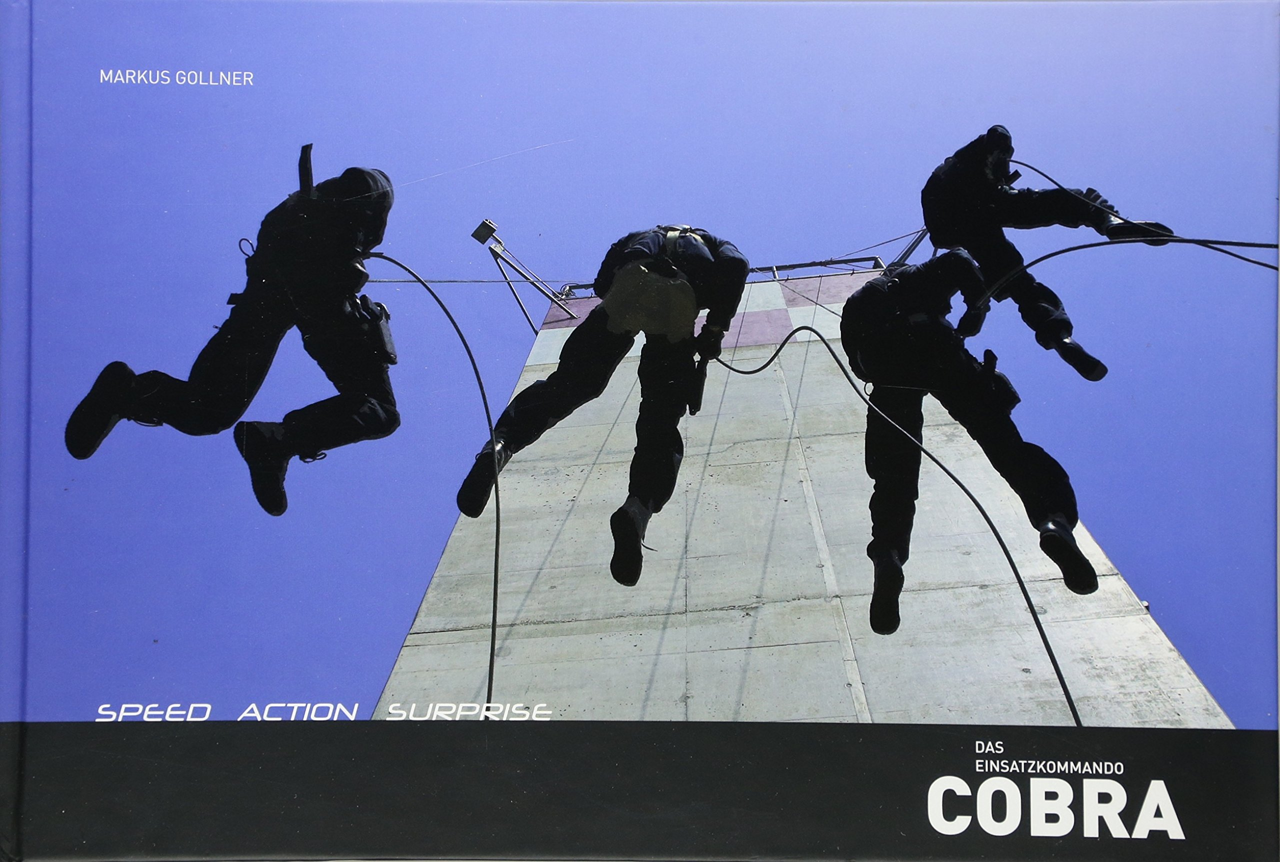 Speed Action Surprise - Das Einsatzkommando COBRA: Speed Action Surprise - The Special Operations Unit COBRA