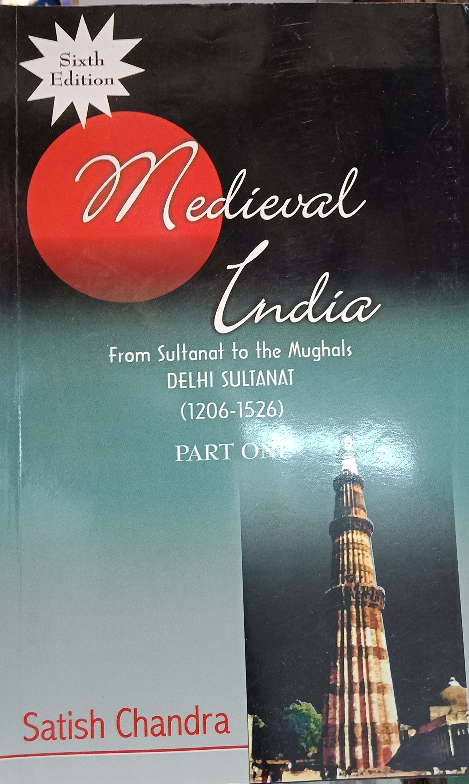 Amazon in: Buy MEDIEVAL INDIA (SIXTH EDITION) PART - 1 BY
