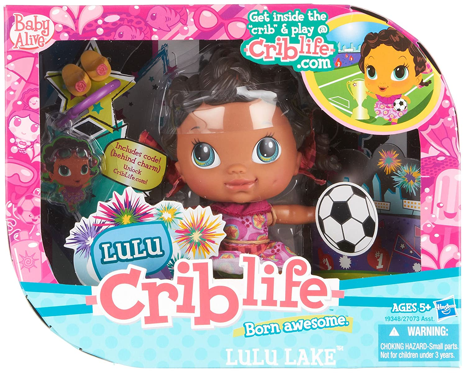 Uncategorized Criblife amazon com baby alive crib life fashion play doll lulu lake toys games