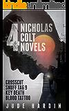 4 Nicholas Colt Novels