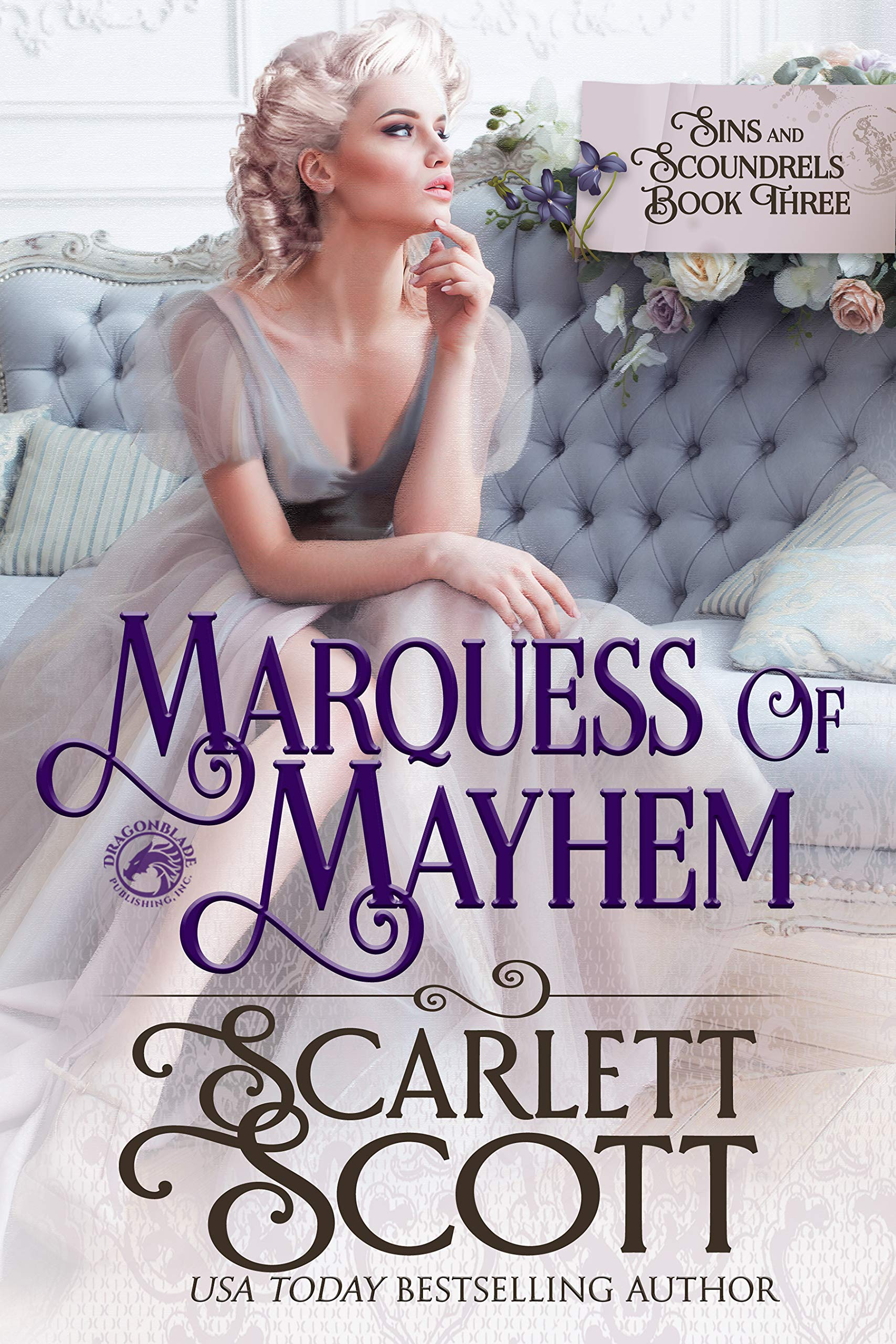 Marquess of Mayhem (Sins and Scoundrels Book 3) (English Edition)