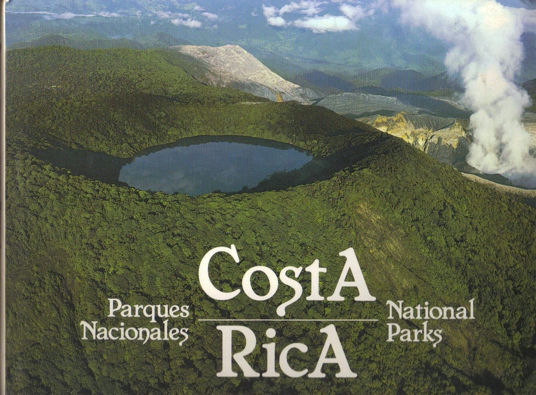 PARQUES NACIONALES COSTA RICA: Amazon.es: BOZA, Mario A.: Libros
