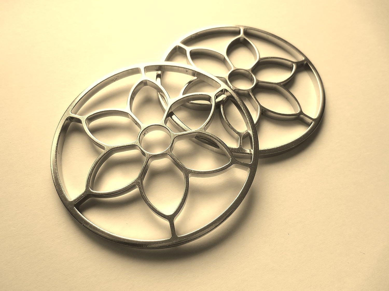 1 Paar Blumen Räder - PS Blumenzaum - Jasmin - Gebisslose Zäumung , Bitless Bridle PS Pferdeartikel