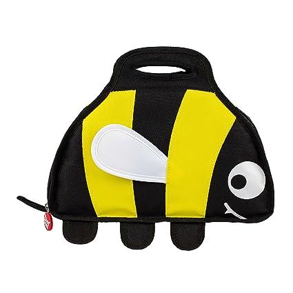 TUMTUM - Bolso infantil para comida, diseño de abeja