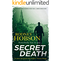Secret Death (Detective Inspector Paul Amos Mystery Series Book 6)