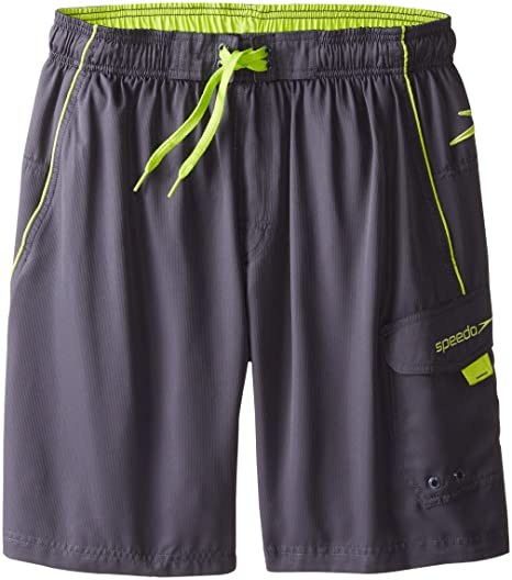 b4cff95442 Image Unavailable. Image not available for. Color: Speedo Men's Marina  Volley 2.0 Watershorts ...