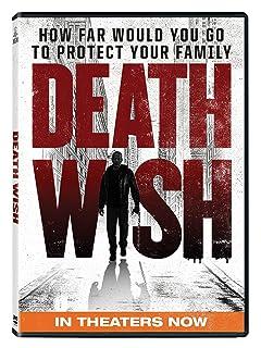 Book Cover: Death Wish