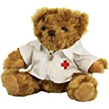 Keel Toys 18cm Doctor Bear