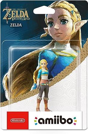 Nintendo - Figura Amiibo Zelda Scholar Serie Zelda: Amazon.es ...