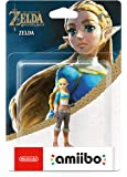 Amiibo The Legend of Zelda: Breath of the Wild Zelda Figurina