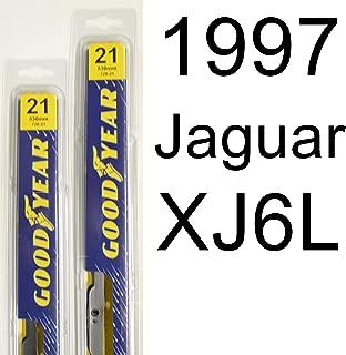 """product image for Jaguar XJ6L (1997) Wiper Blade Kit - Set Includes 21"""" (Driver Side), 21"""" (Passenger Side) (2 Blades Total)"""