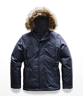 a9a5a63e9 Amazon.com  The North Face Girl s Greenland Down Parka  Clothing