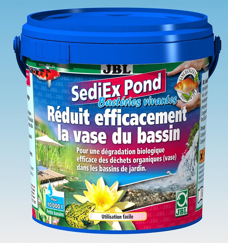 JBL sediex Pond 1 kg para acuariofilia Otro marrón: Amazon.es: Productos para mascotas