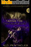 Taming the Renegade Omega: A Reverse Harem Omegaverse Scifi Dark Romance (The Hunt Book 3)