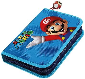 Estuche Super Mario Escolar Bros03012440 Estuche Super Mario Escolar iZOPXuk