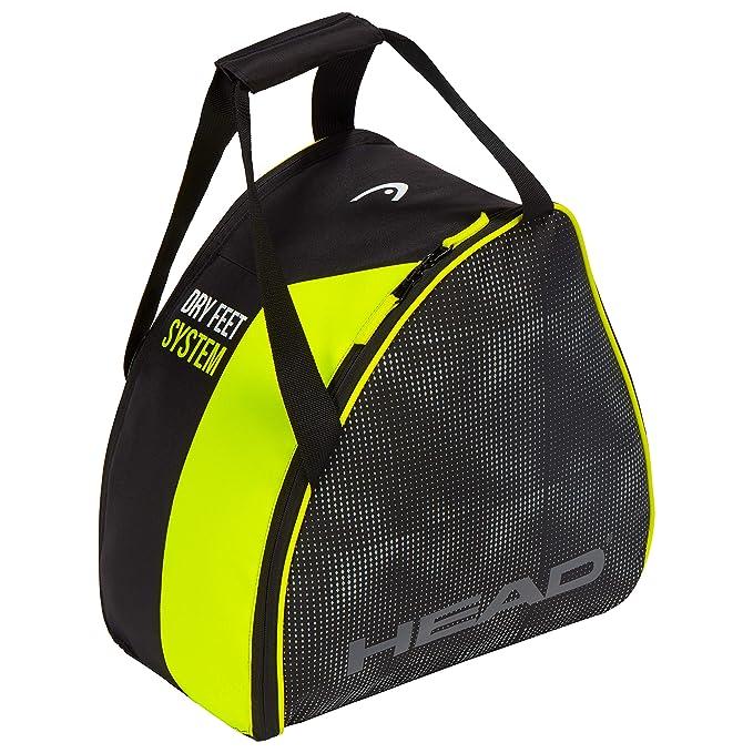 Head Allride - Bolsa para Botas de esquí (30 L), Color Negro ...