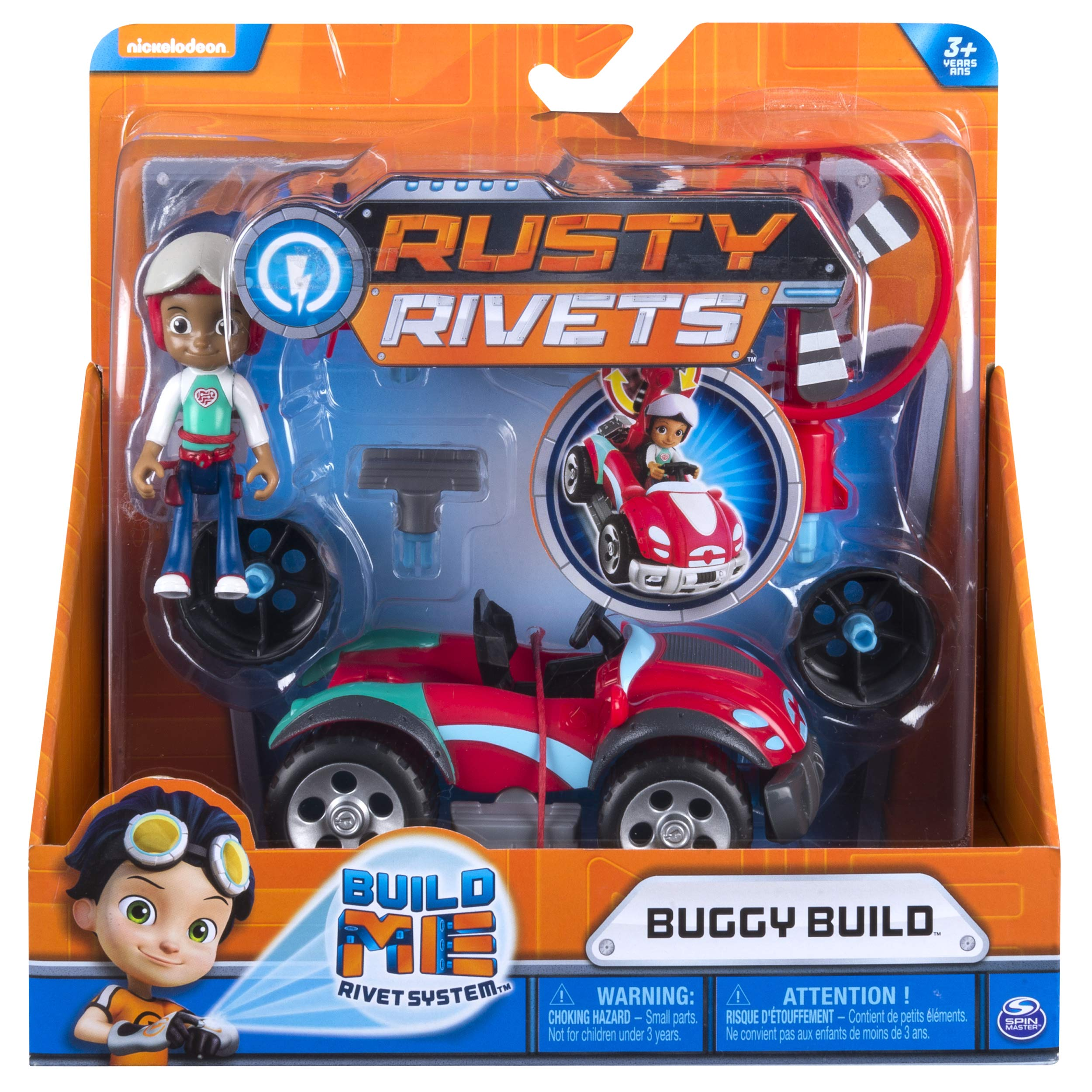Rusty Rivets - Ruby's Buggy Build