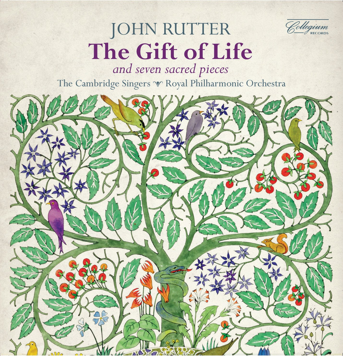 Amazon rutter the gift of life j rutter amazon rutter the gift of life j rutter negle