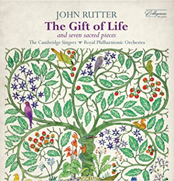 Amazon rutter the gift of life j rutter rutter the gift of life negle Gallery