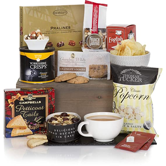 Teatime Delights Hamper