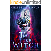 The Fire Witch (The Coven: Elemental Magic Book 7)