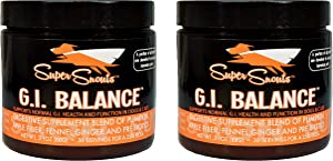 Diggin' Your Dog (2 Pack) Super Snouts G.I. Balance Digestive Blend Supplement for Dogs and Cats