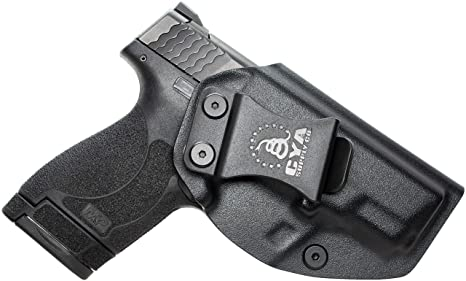 CYA Supply Co  IWB Holster Fits S&W M&P Shield & Shield 2 0 Veteran Owned  Company