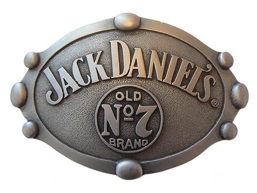 Jack Daniels Studded Belt
