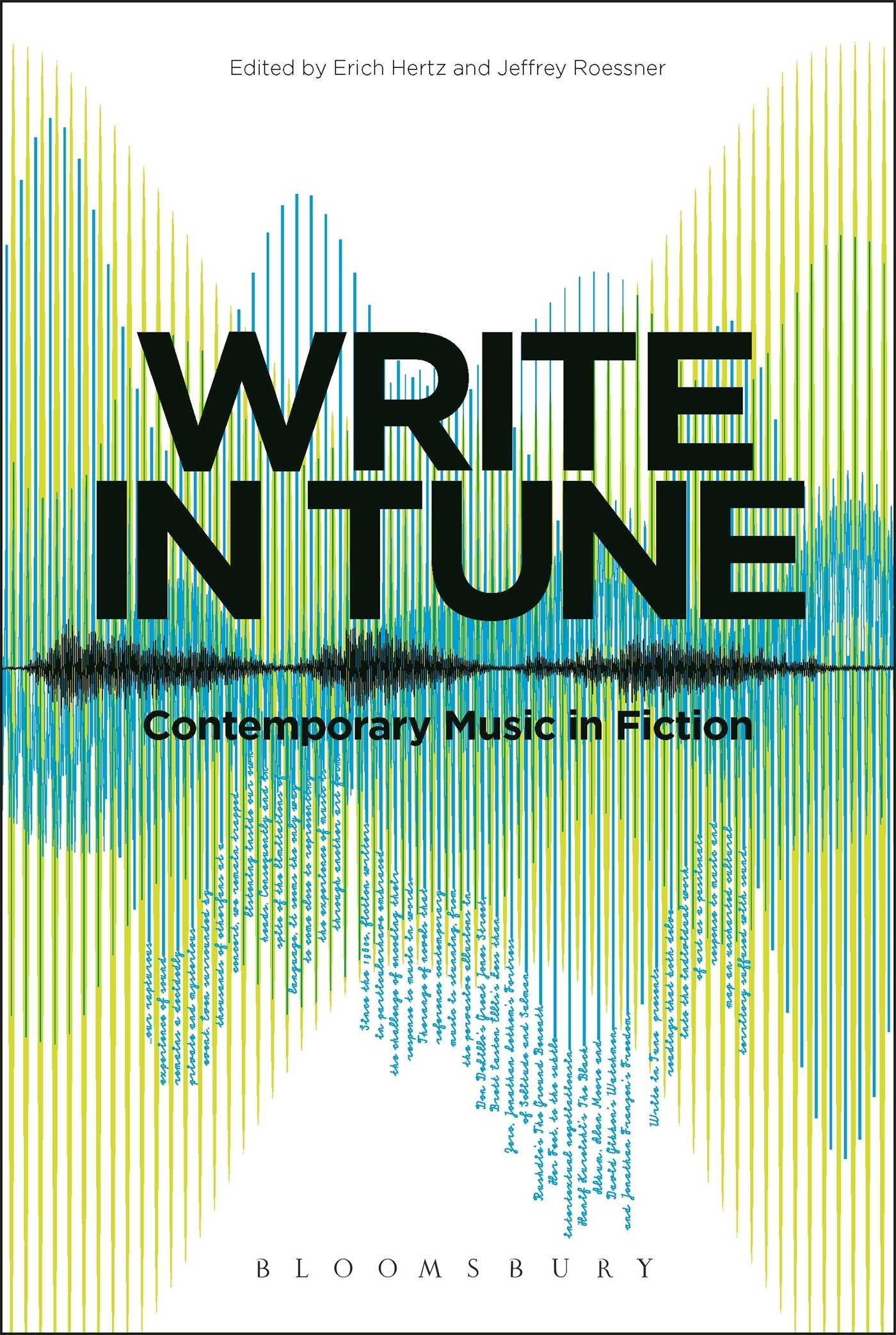 Write in Tune: Contemporary Music in Fiction: Amazon co uk
