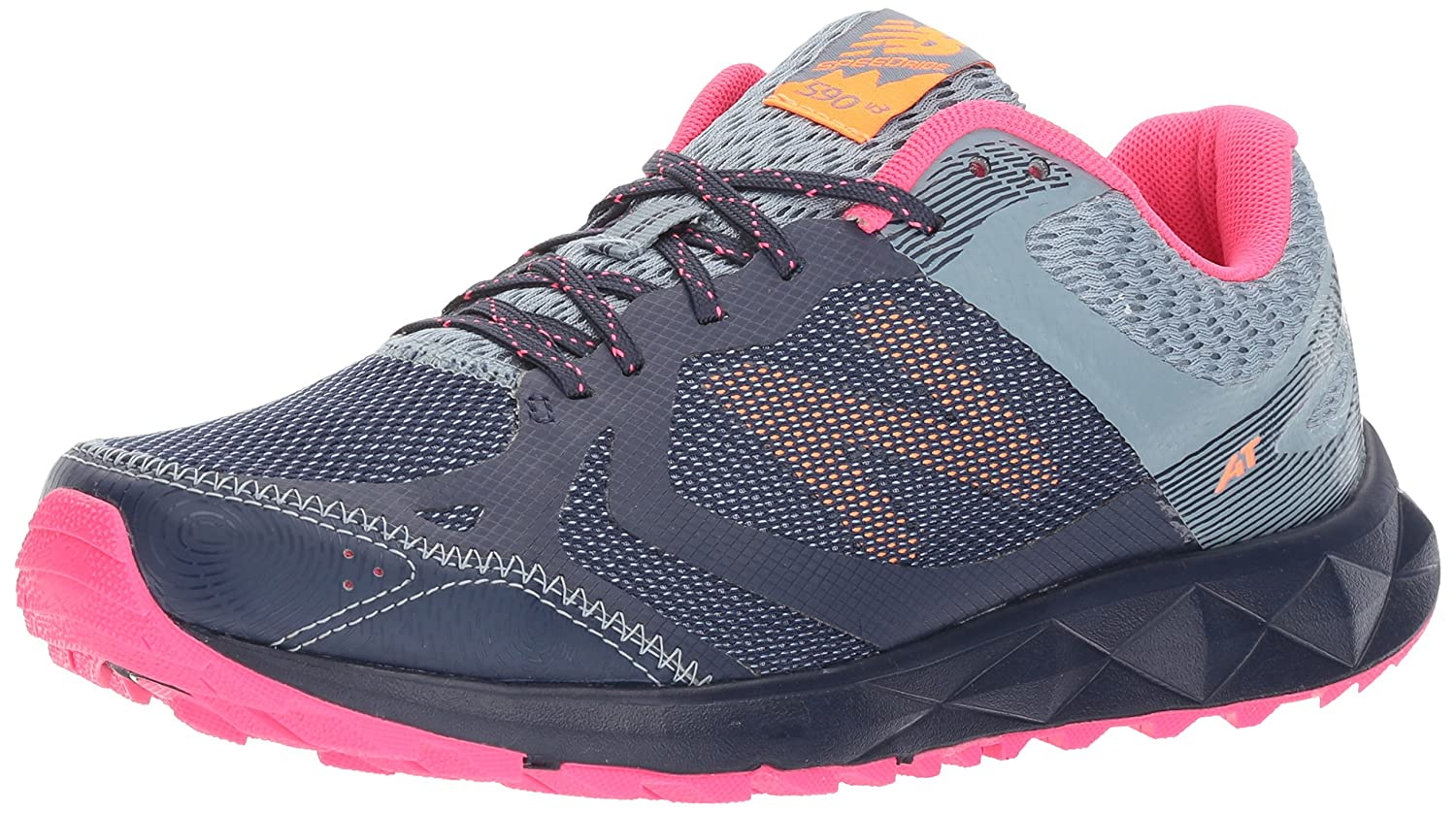New Balance Women's 590v3 Running Shoe B01N0GK9HF 6 B(M) US|Cyclone/Cyclone
