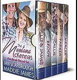 The Montana McKennas Five-Book Box Set (The Montana Ranchers 0)
