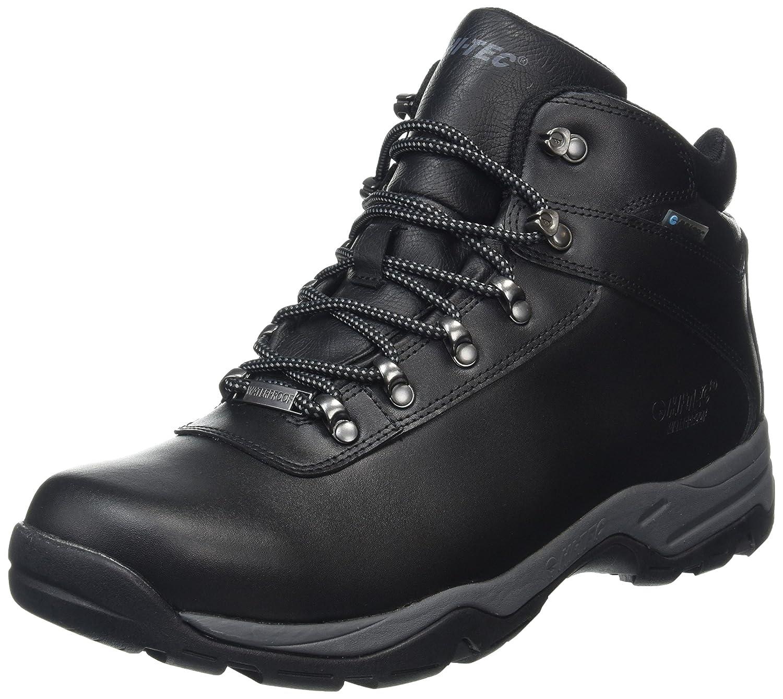 TALLA 44 EU. Hi-Tec Eurotrek III Waterproof, Zapatos de High Rise Senderismo para Hombre