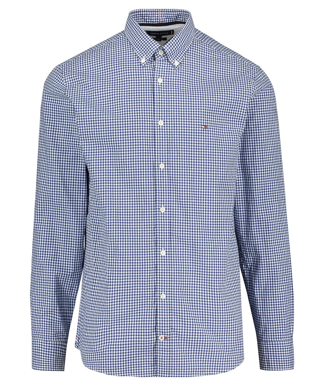 Tommy Hilfiger Herren Freizeithemd Classic Gingham Shirt MW0MW07775