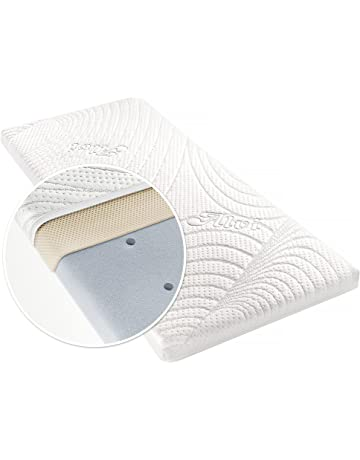 Alvi Colchón para minicuna - TENCEL® & Dry - 90 x 40 cm / Funda