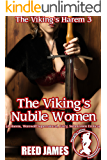 The Viking's Nubile Women (The Viking's Harem 3): (A Harem, Werewolf Supernatural, Fairy, Submission Erotica)