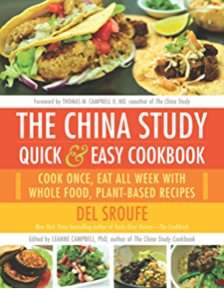 Amazon the plantpure nation cookbook the official companion the china study quick easy cookbook cook once eat all week with whole forumfinder Images